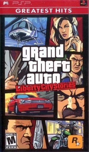 Grand Theft Auto Liberty City Stories Psp Greatest Hits Psp Game New Sealed Grand Theft Auto Artwork Grand Theft Auto Grand Theft Auto 3