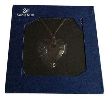 Swarovski Swarovski Leather heart