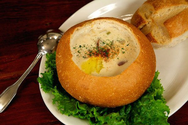 The Best Clam Chowder on Oregon's Coast