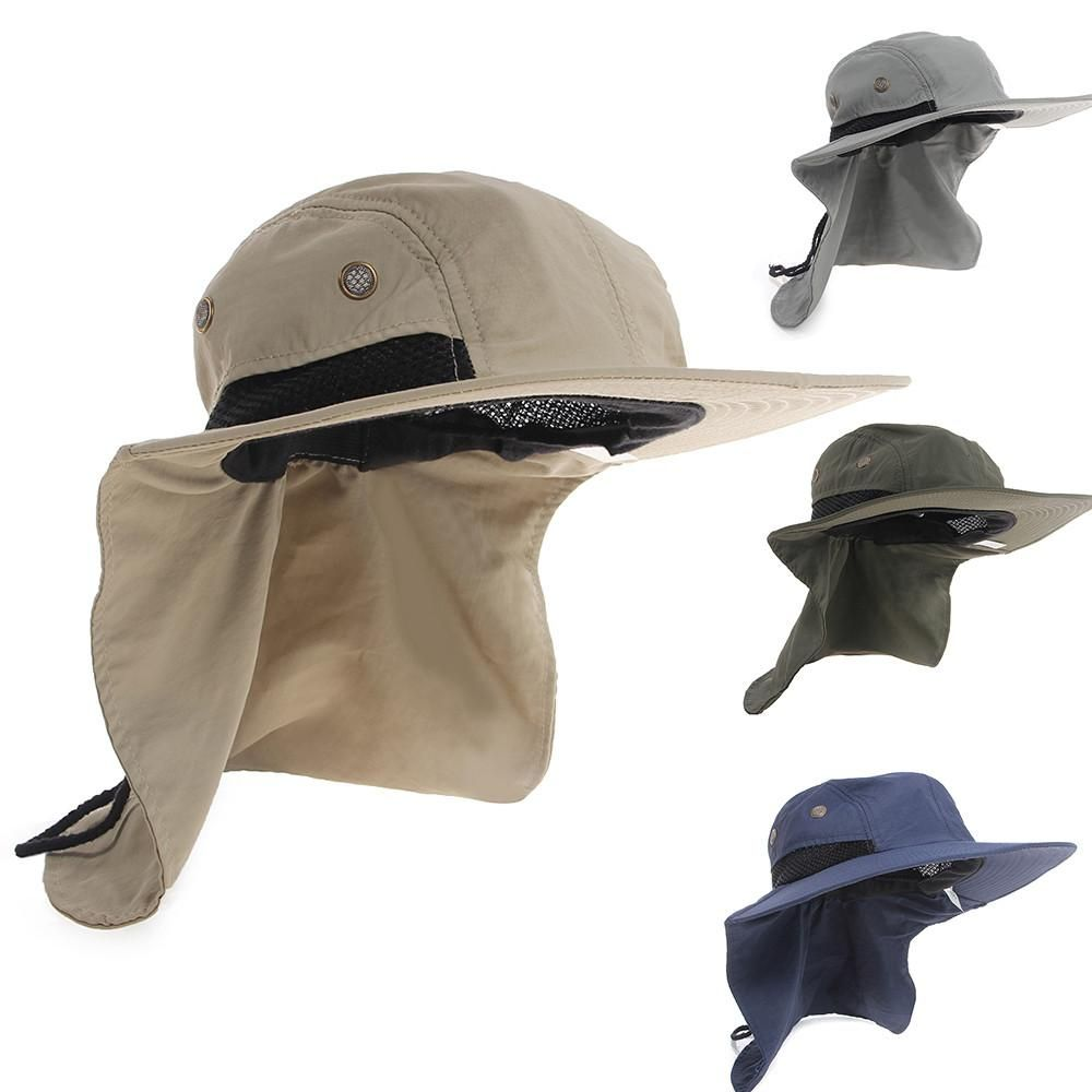 Sun Hat  The Outdoor Hat With Wide Brim (4 Great Colors)  d3144e05374c