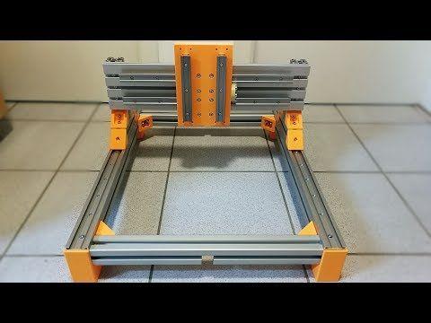 CNCFräse selber bauen! (Teil 1) YouTube Selber bauen