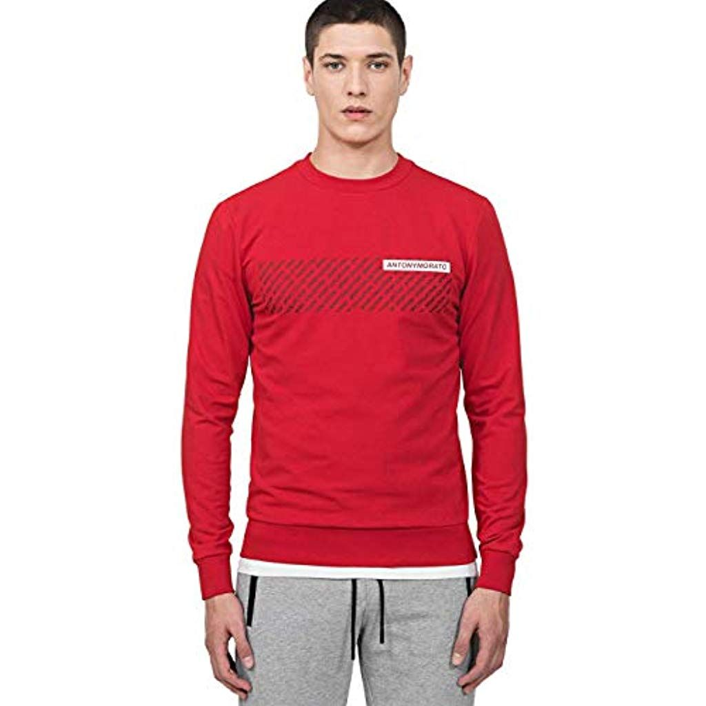 a basso prezzo 66e5a 62191 Antony Morato - Felpa - Uomo #Abbigliamento #Uomo #Pigiami e ...