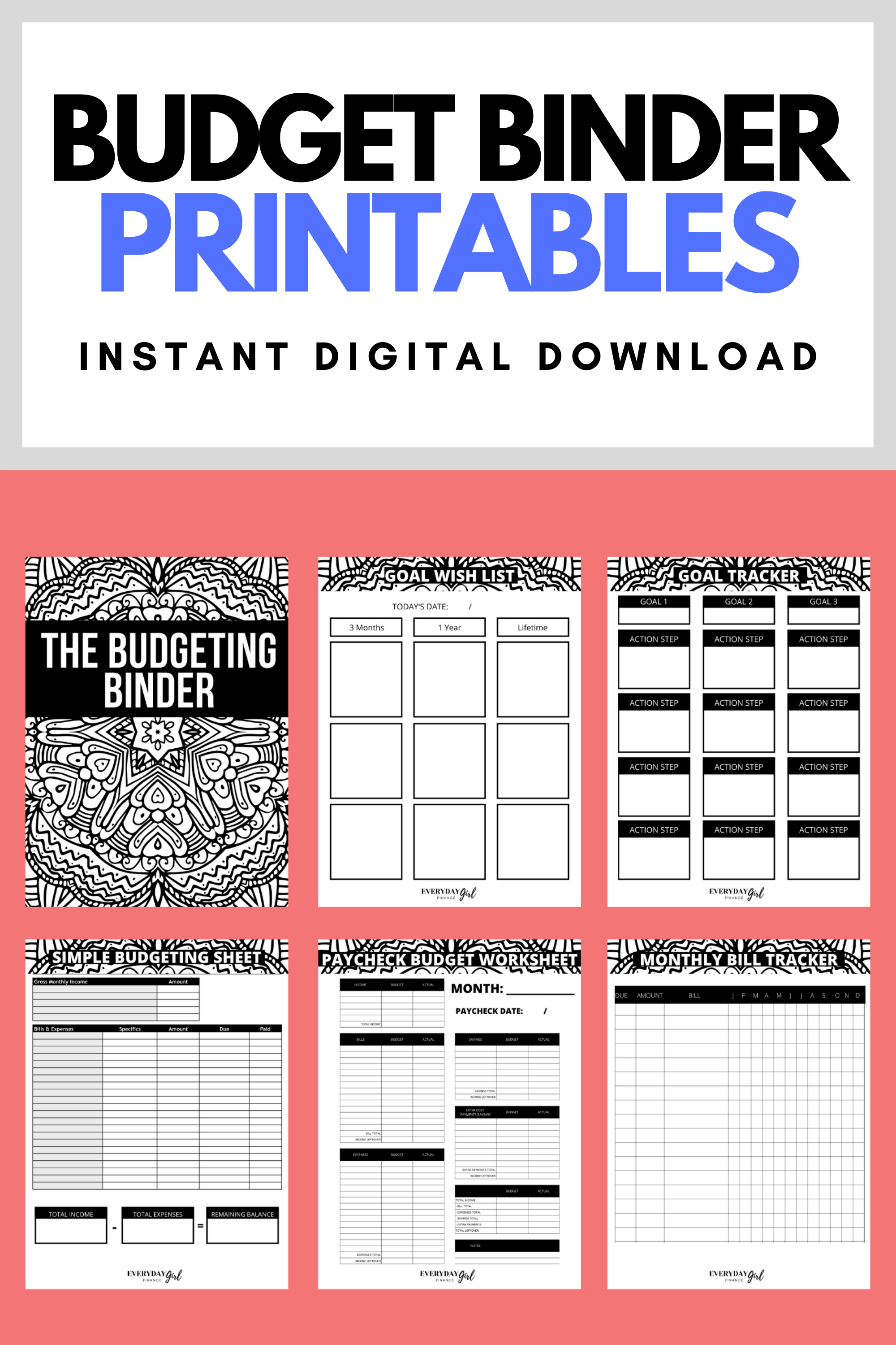 The Budget Binder That Will Change Your Life In