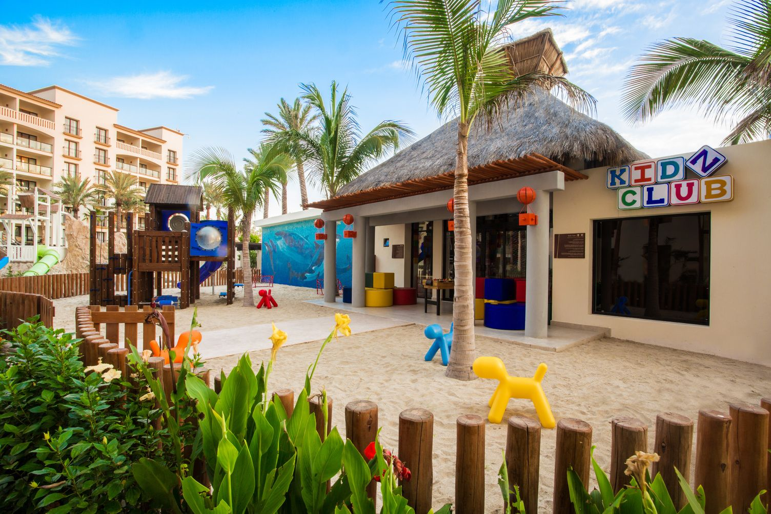 Kidz Club at Hyatt Ziva Los Cabos With images  Hyatt