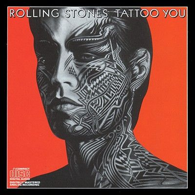 The Rolling Stones Tattoo You Art Album Covers From The 60 S