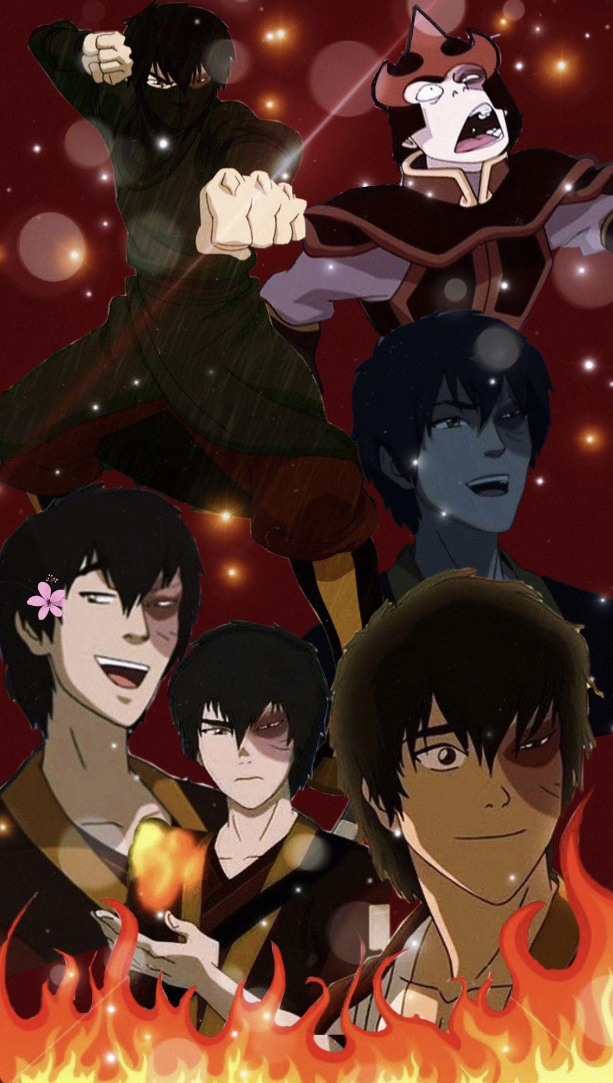 prince zuko iphone wallpaper in 2020 Avatar the last