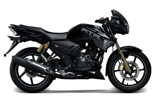 Tvs Apache Rtr 180 Abs Bike Rtr Honda Bikes