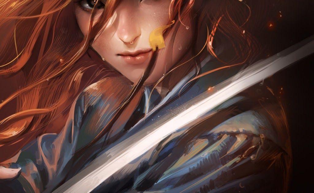 Anime Samurai 3d Wallpaper Wallpaper 3d Red Hair Girl For Desktop Wallpapers Plain Female Anime Samurai Wallpaper 65 Images Wallpaper 1920x1080 Px Anime Sam Di 2020