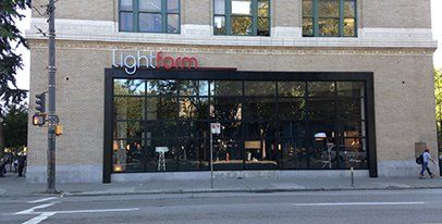 View of LightForm from Hastings St | Yelp