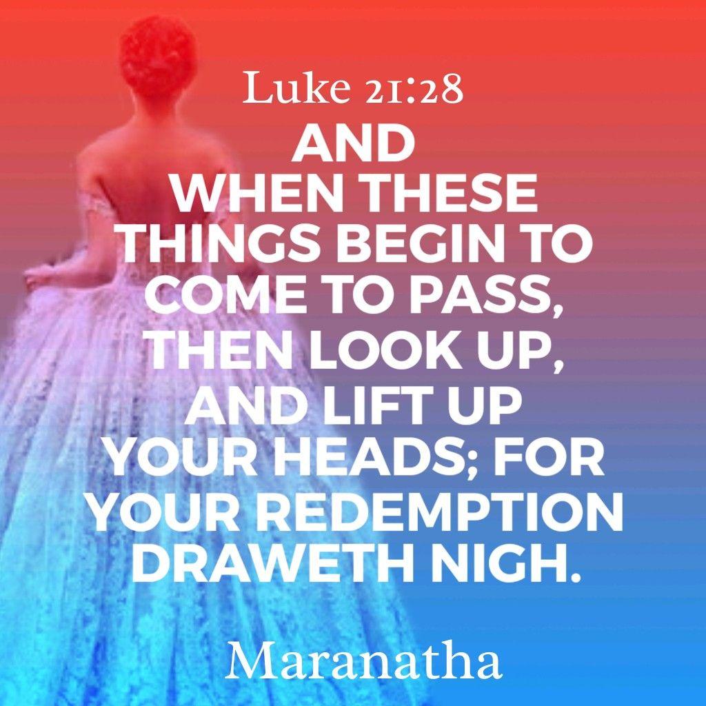 Image result for Luke 21-28 kjv