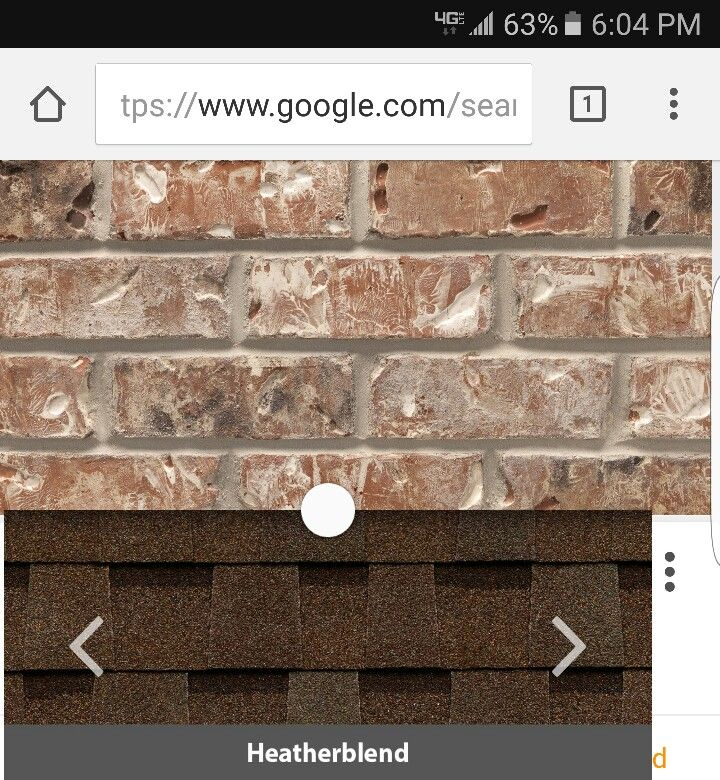 Best Old Santa Rita Brick Heather Blend Shingles Exterior Color Palette Exterior Colors Brick 400 x 300
