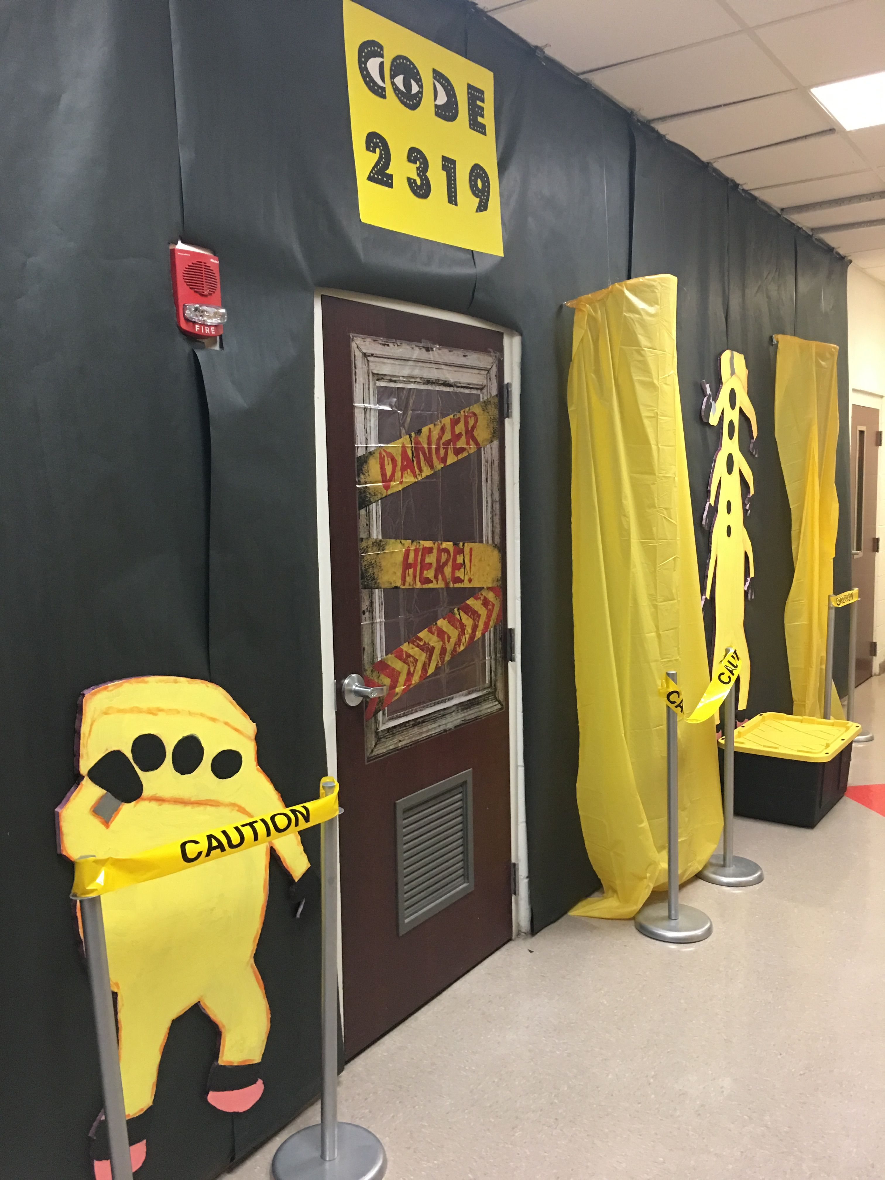 Pin by Stacy Moody on Monsters Inc Homecoming Hall in 2019