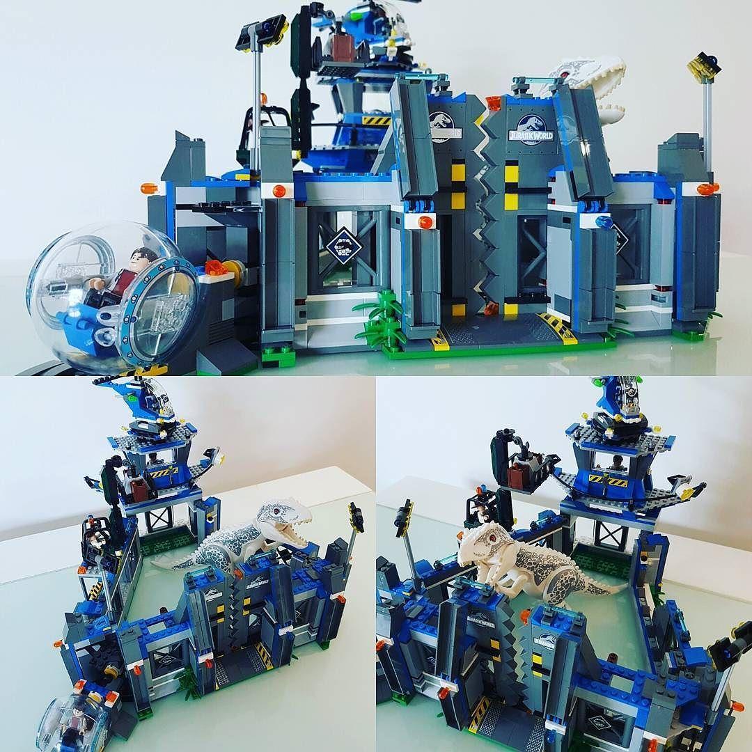 Lego 75919 Indominus Rex Breakout lego legos
