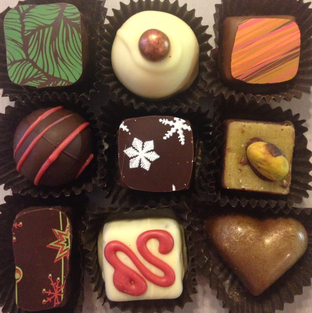 Sweet Gem Confections, Chocolate Shop In Ann Arbor
