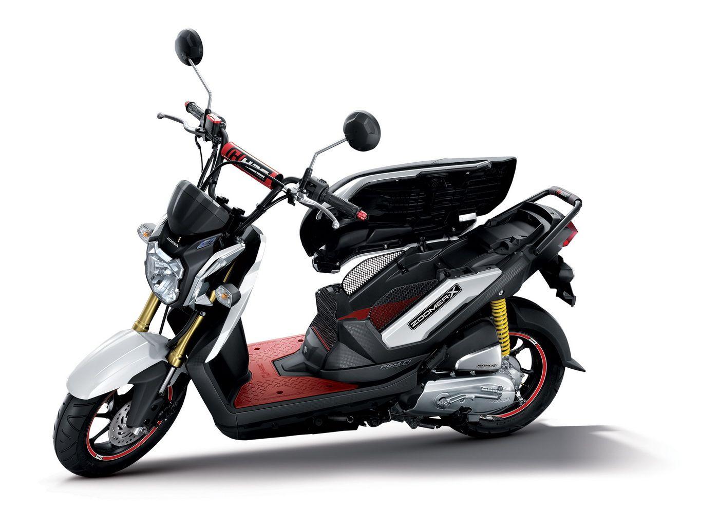 Honda Zoomer X Freerun Thailand 2013 Honda Honda Honda Motors
