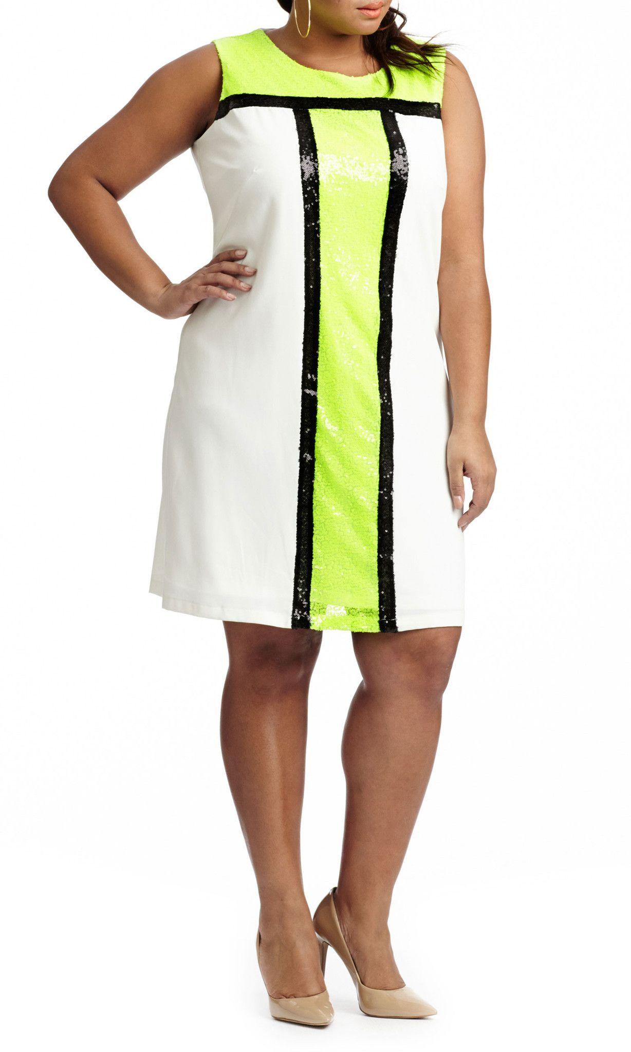Twiggy Sequin Trim Shift Dress Products Pinterest Twiggy Hey
