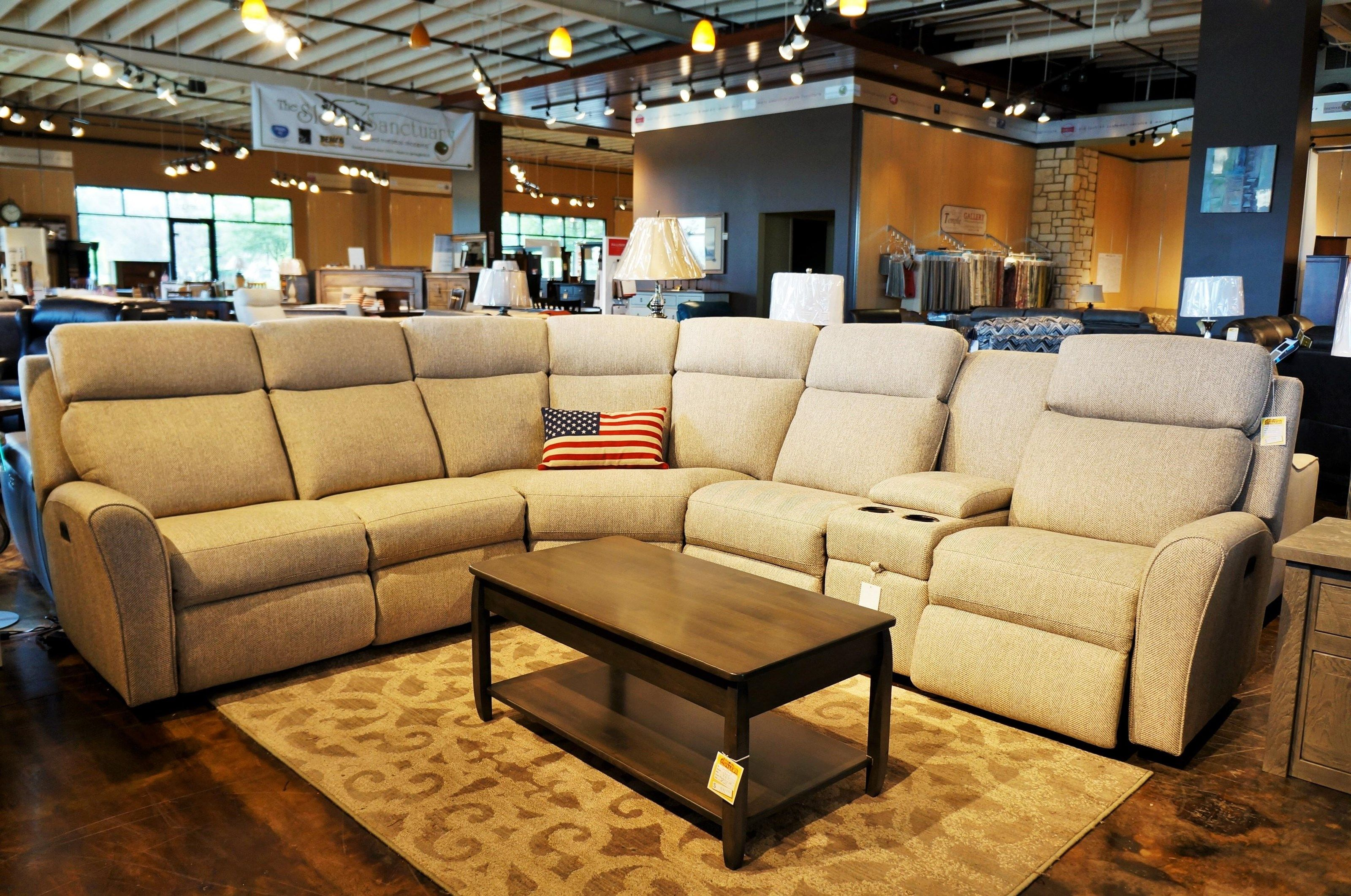 418 Motorized Reclining Sectional Sofa By Smith Brothers Available At Www Muellerfurniture Com Sectional Sofa With Recliner Reclining Sectional Sectional Sofa