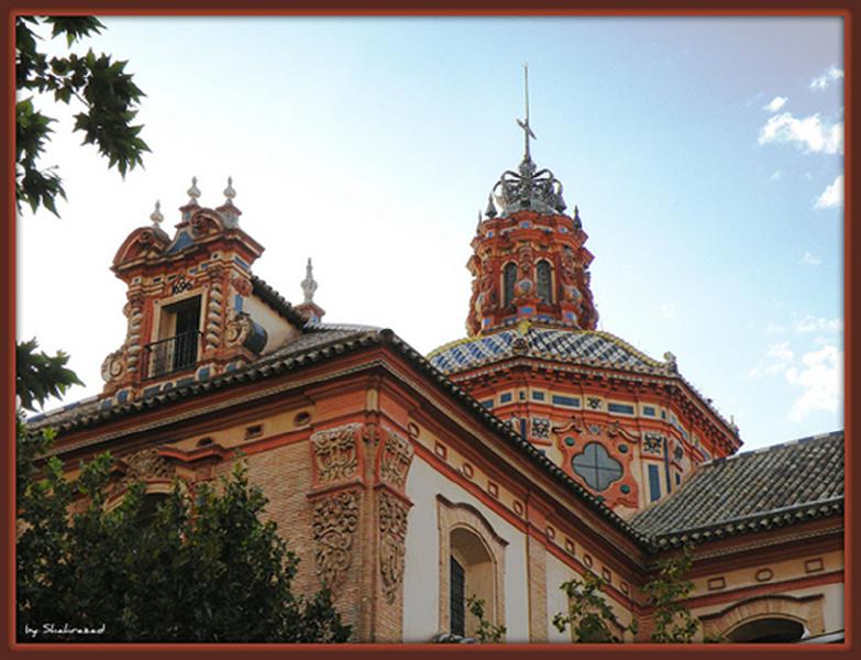 The Church Of Santa María Magdalena Iglesias De Sevilla Hotel De Lujo Sevilla