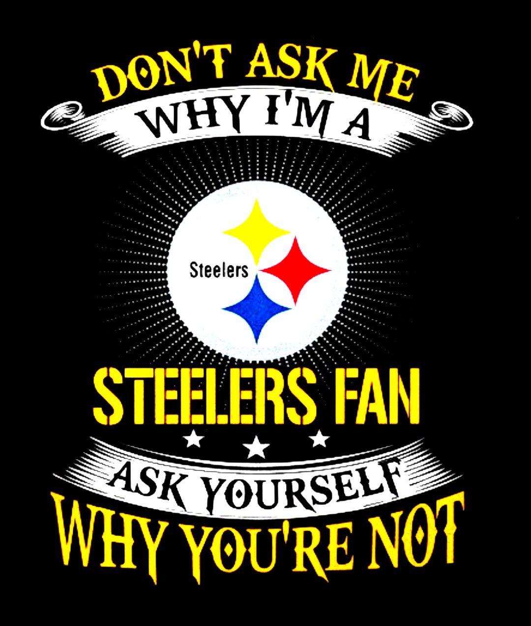 Go ahead ask, I'll wait... ) {GM} Pittsburgh steelers