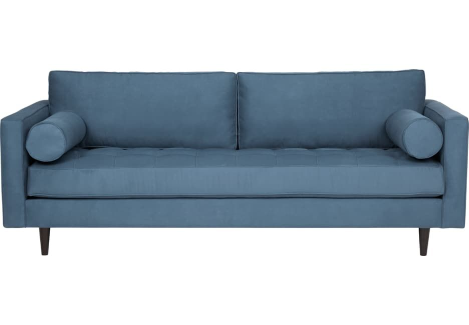 Marvelous Sofia Vergara Pacific Palisades Indigo Sofa Products In Unemploymentrelief Wooden Chair Designs For Living Room Unemploymentrelieforg