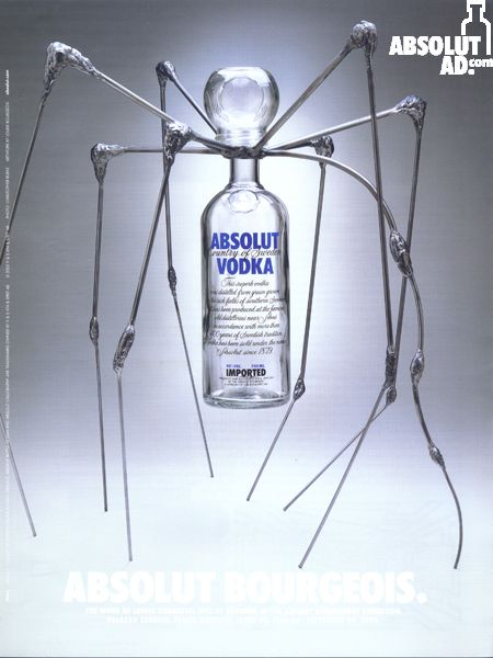 "AB007 - ""Absolut Bourgeois"" PD"
