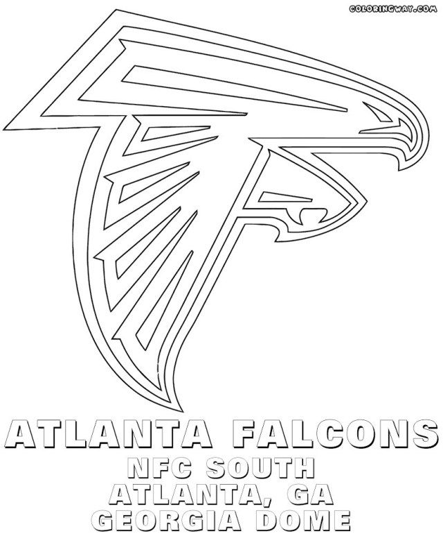 27 Elegant Picture Of Atlanta Falcons Coloring Pages Cool