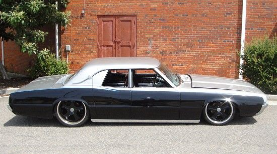 1967 Ford Thunderbird Custom Google Search With Images Old