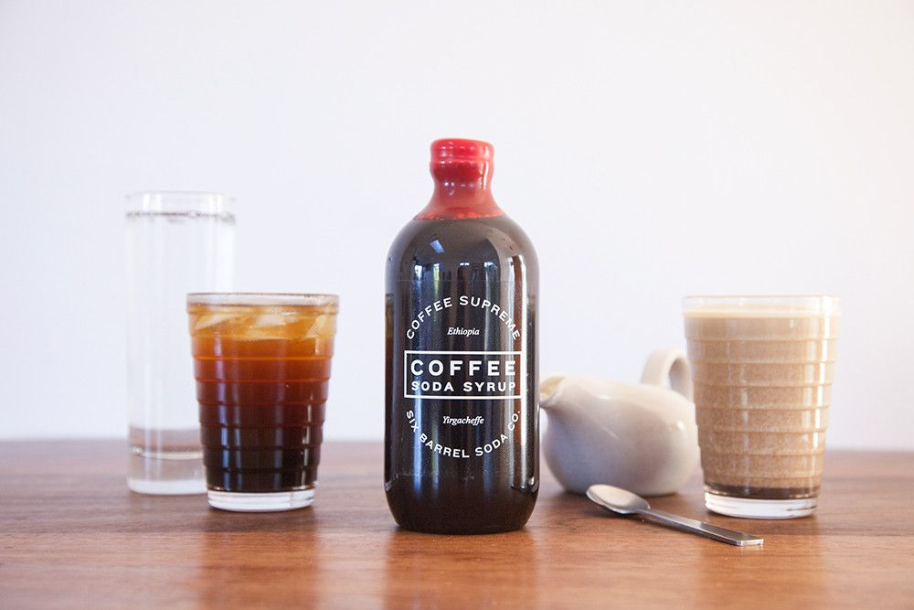 best coffee syrups uk
