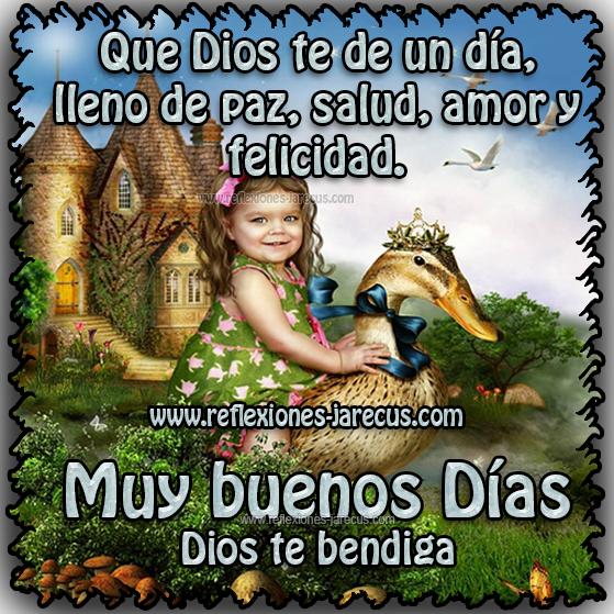 Muy Buenos Dias Dios Te Bendiga Bendiciones De Dios Frases Dios Te Bendiga Buenos Dias Dios