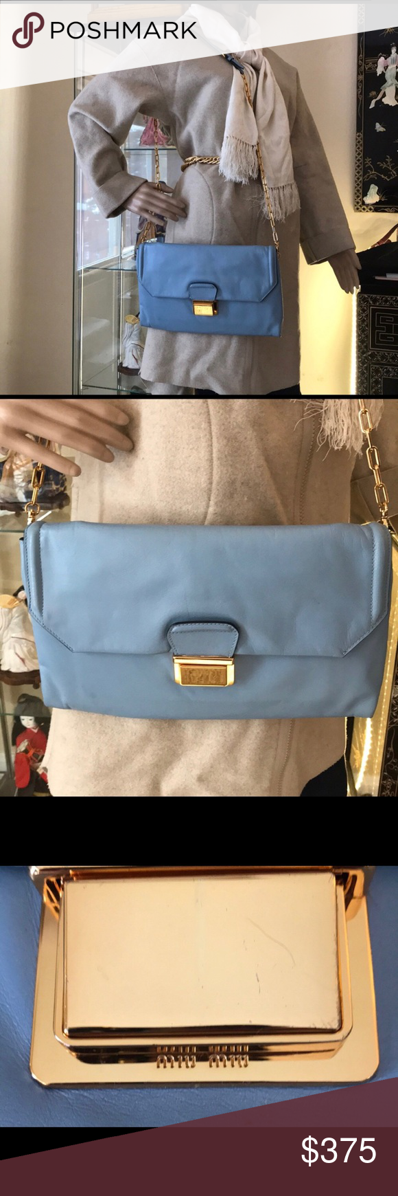 adf0832ca5bc Miu Miu New condition carried once authentic great crossbody Miu Miu Bags  Crossbody Bags