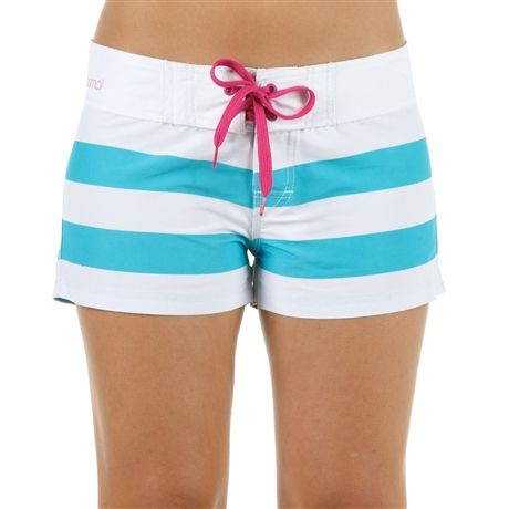 Animal Flavia Short Boardie - £28 from www.morethansport.co.uk   More than Sport at Liberty Wharf Jersey