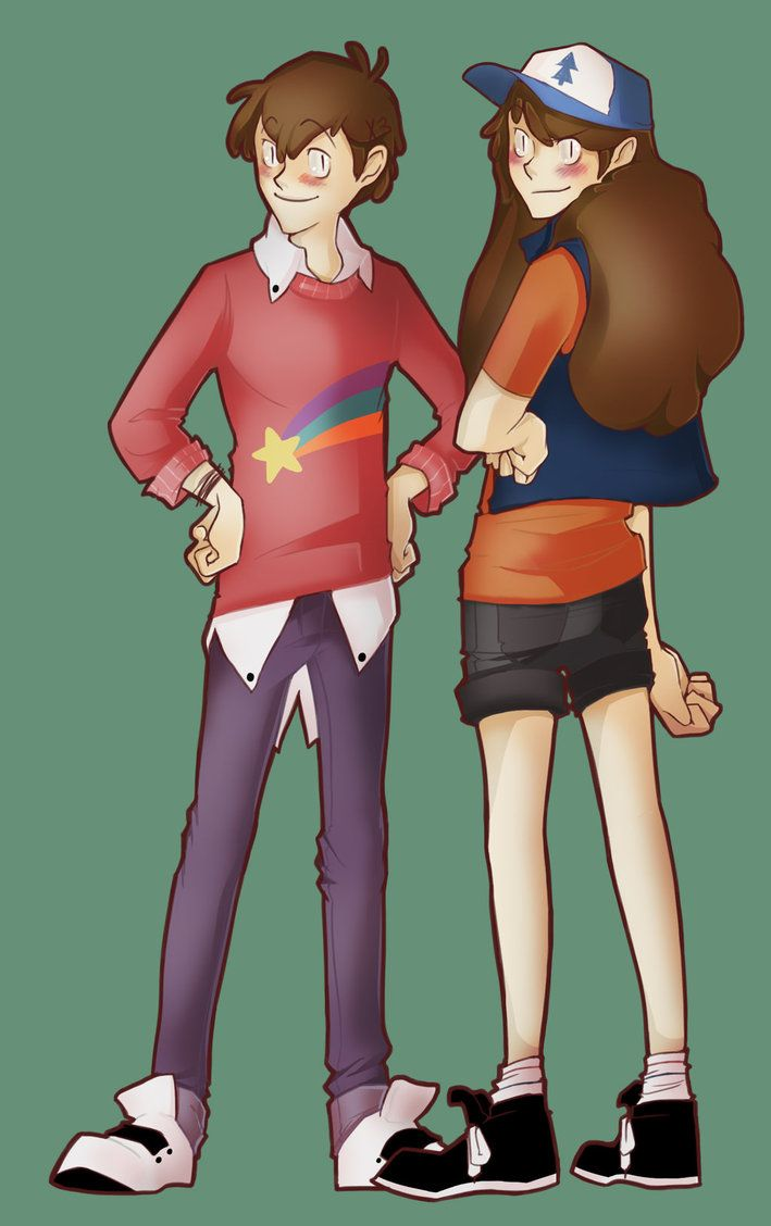 Rule 63 Gravity Falls By Sounf On Deviantart