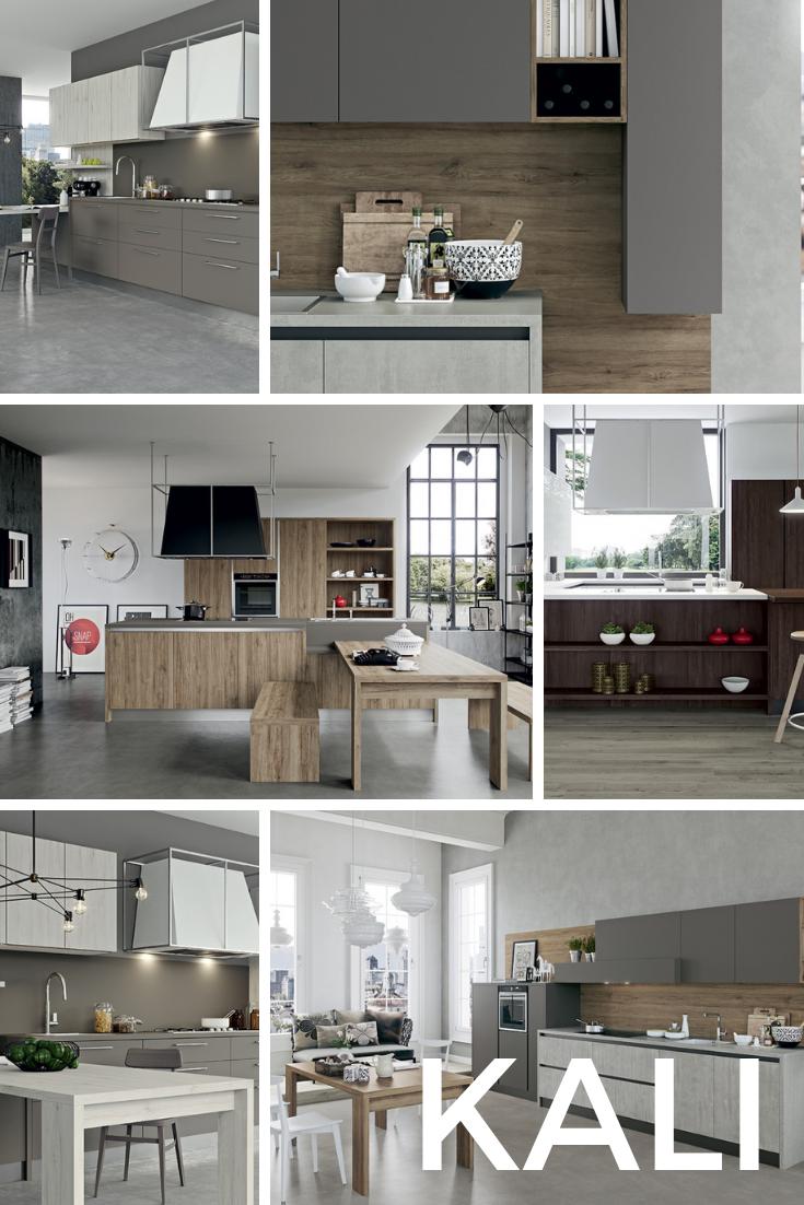 Cucina moderna componibile e personalizzabile | Modern ...
