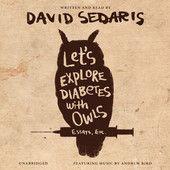 Let's Explore Diabetes with Owls (Unabridged) - David Sedaris