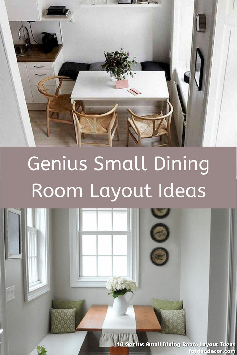 10 Genius Small Dining Room Layout Ideas 10 Genius Small Dining Room Layout Ideas Even When Your Eating Ro In 2020 Dining Room Small Dining Room Layout Small Dining