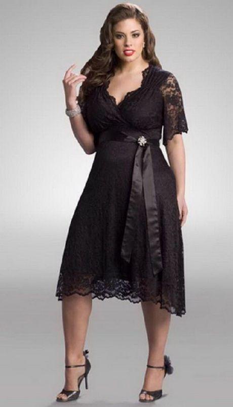 Vestidos para mujeres de contextura gruesa