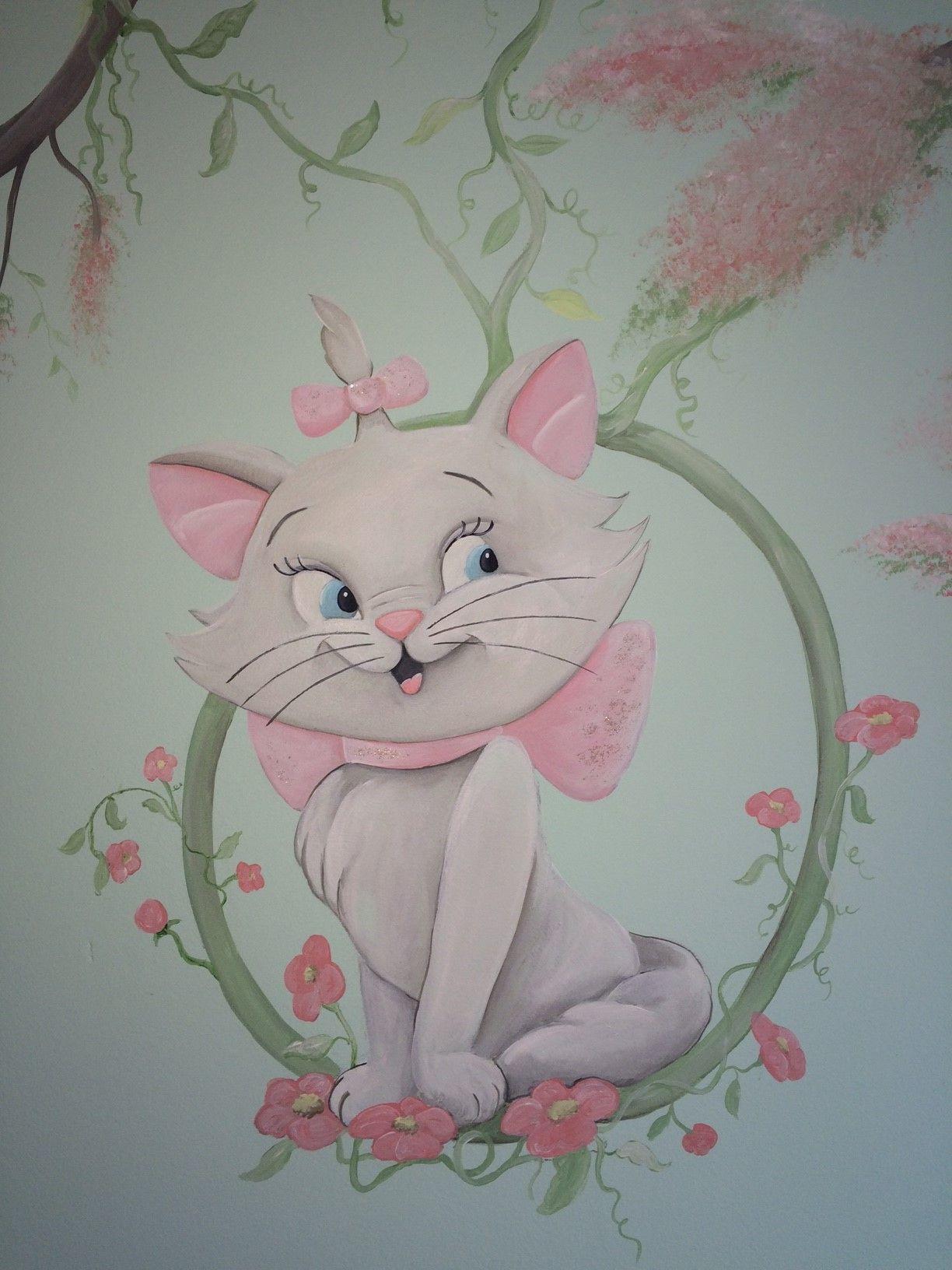 Pin by kunst voor schatjes muurschilderingen on decoratie ...