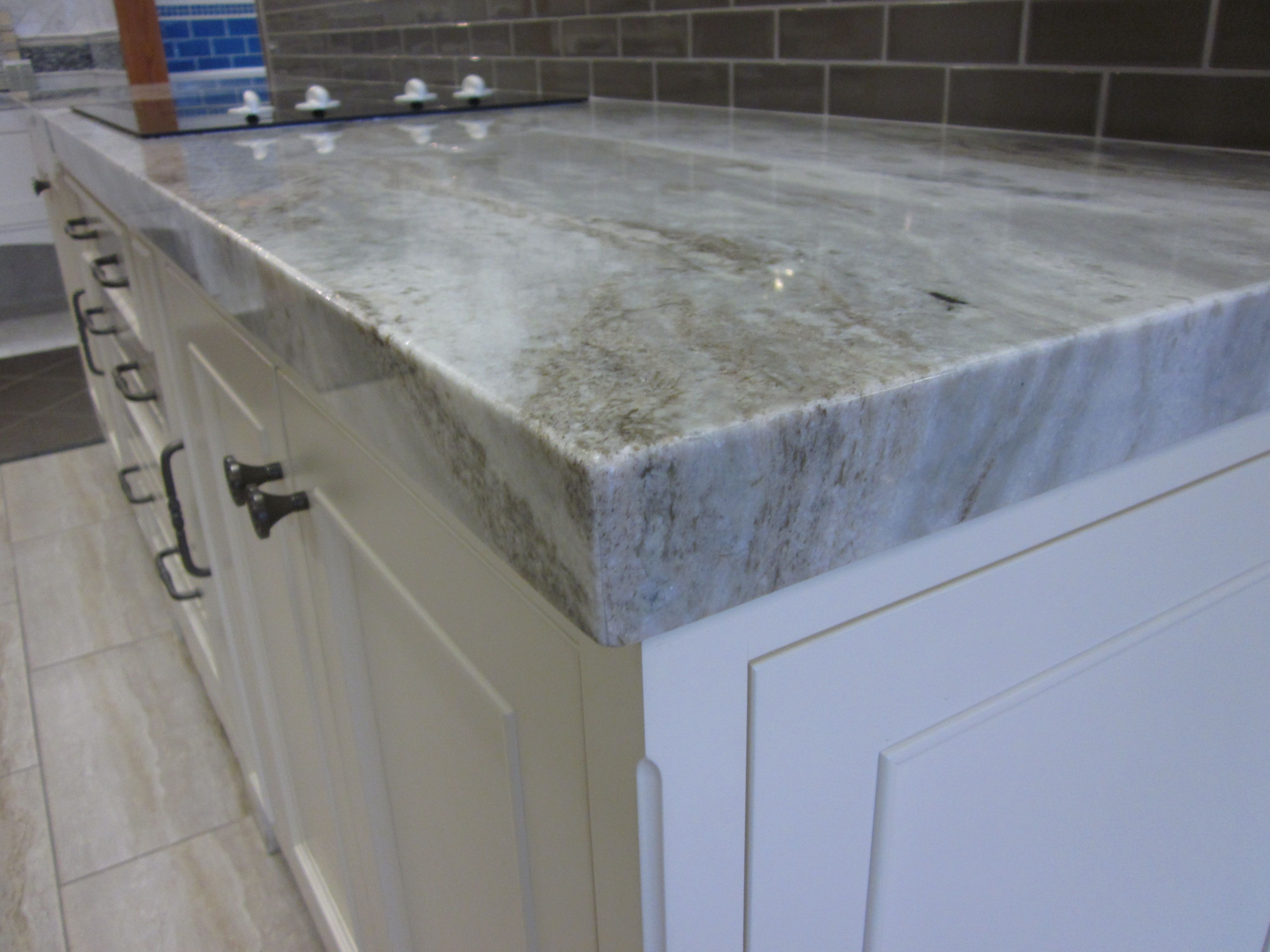 How To Shine Countertops Fresh Looks Countertop Edges Best To You Thick Countertop