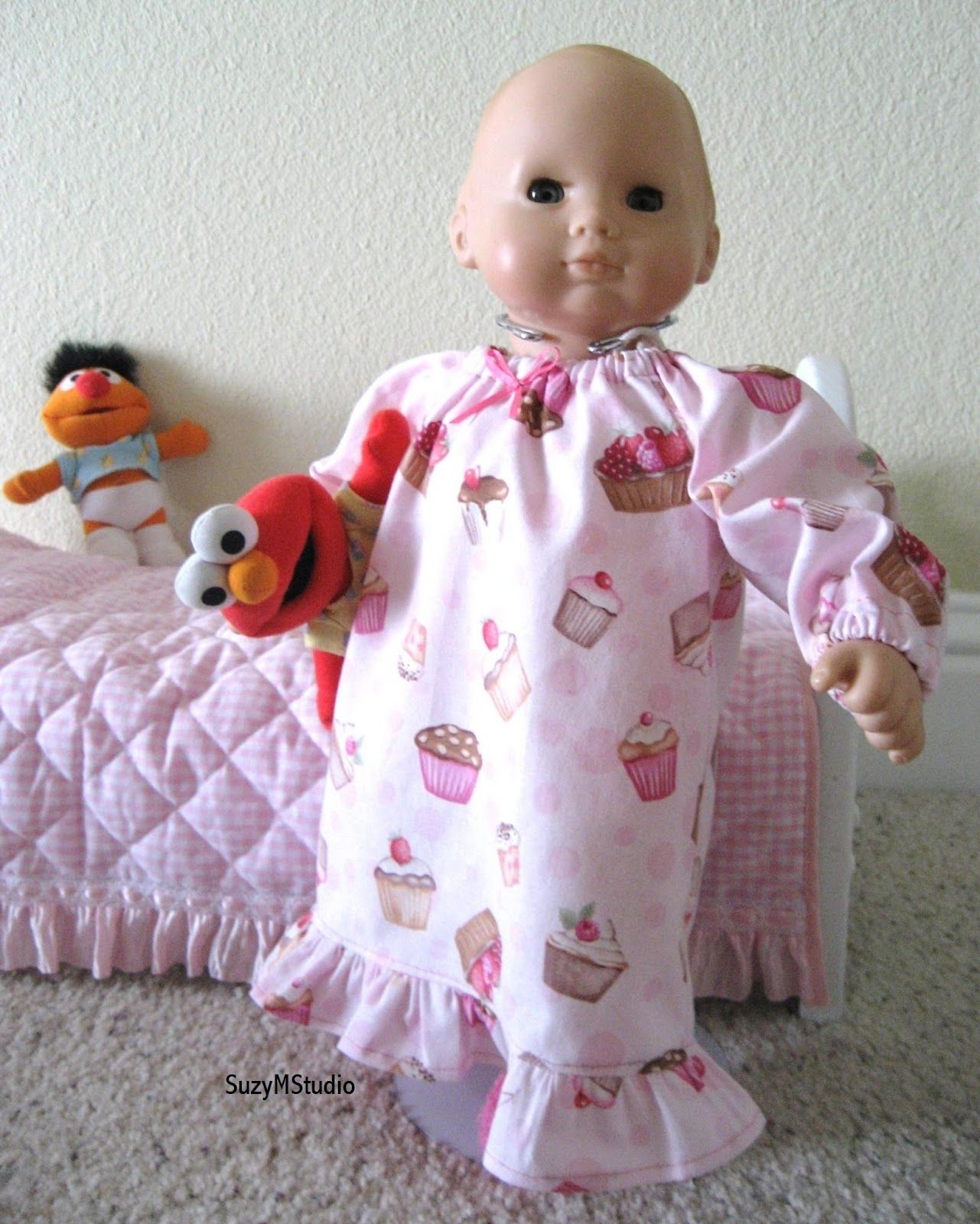 SuzyMStudio Bitty Baby Bitty Baby Pinterest