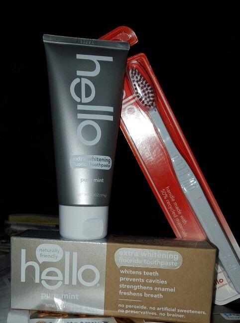 Hello Toothpaste #choosefriendly experience!   samples   Pinterest