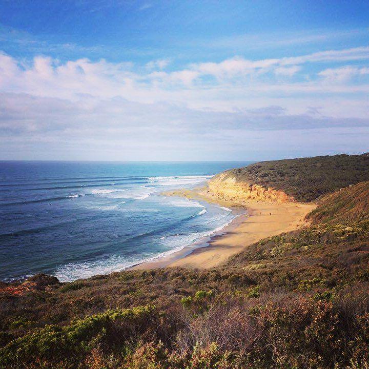 Day dream at #BellsBeach #Victoria #australia #ripcurlpro by chachounora http://ift.tt/1KnoFsa