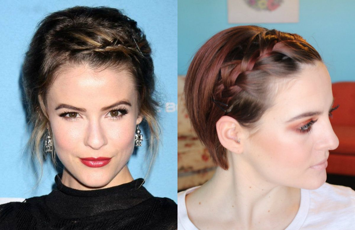 great christmas party hairstyle idea | holiday party hair