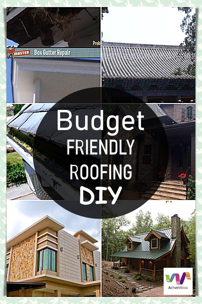 Excellent Advice When You Are Searching For A New Roof In 2020 Gutter Repair Roofing Roof Work