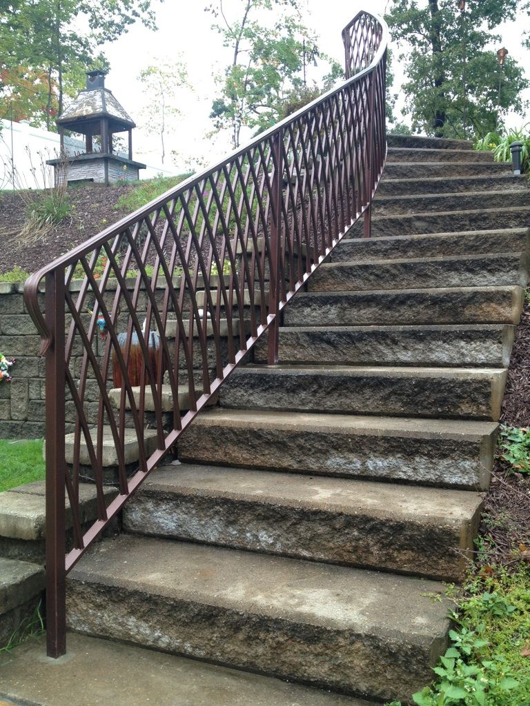 exterior style porch of steps iron and for railing popular lights marvelous outdoor stair railings wrought files