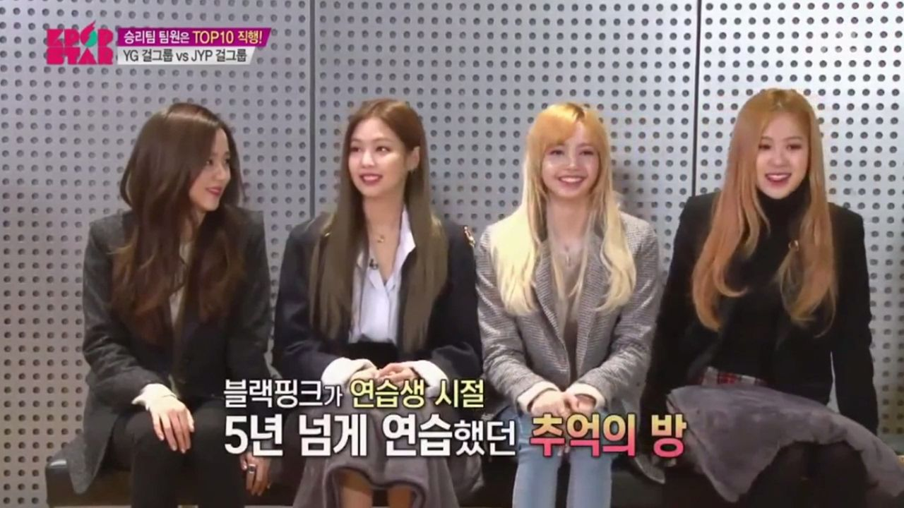 Blackpink K Pop Star 6 170212 Korean Girl Groups K Pop Star Blackpink