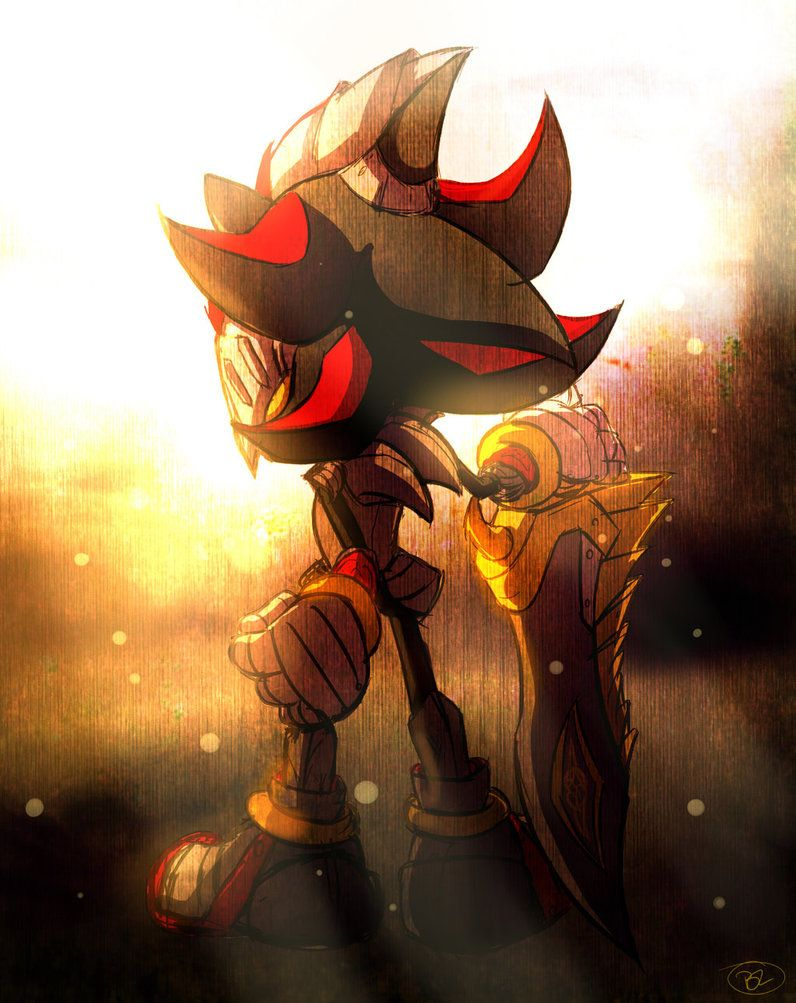 Sir Lancelot - Shadow the Hedgehog | Other Sonic Pins