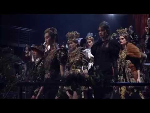 Dolce&Gabbana Alta Moda  Laboratori del Teatro alla Scala, Milan - YouTube