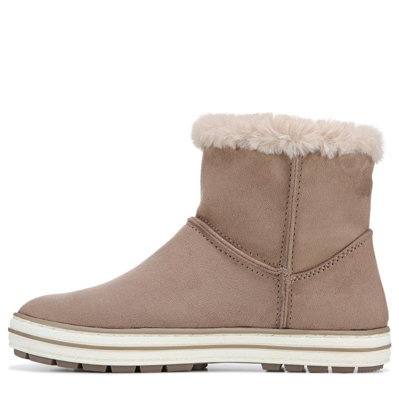 dbbcee7c6622c Seven Dials Women's Tess Short Winter Boots (Taupe) | Products ...
