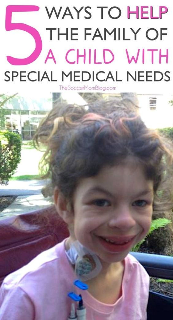 When a loved one has a child with special medical needs, you'd do anything to help, but don't always know how. 5 real, useful things YOU can do.