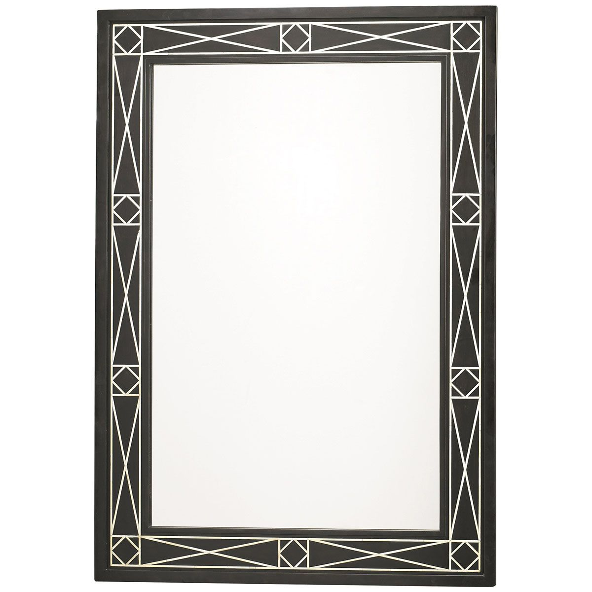 Hickory White Keever Mirror 903-41
